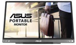 Портативный монитор ASUS ZenScreen MB16ACE снабжён портом USB Type-C