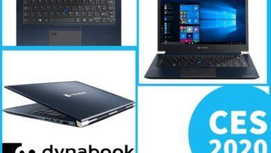 Photo of Премиум-ноутбуки Dynabook X-Series с экраном IGZO дебютируют на выставке CES 2020