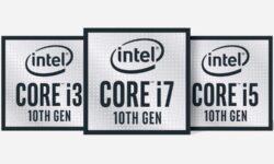 Процессоры Core i3-10300 и Core i5-10600 (Comet Lake) станут аналогами Core i7 2017 года