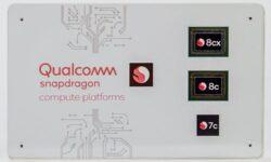 Qualcomm Snapdragon 7c и 8c: ARM-процессоры для Windows-ноутбуков начального и среднего уровней
