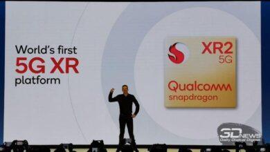 Фото Qualcomm Snapdragon XR2: мощная и продвинутая платформа для автономных VR- и AR-гарнитур