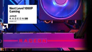 Фото Radeon RX 580 и Radeon RX 570 выжили после анонса AMD Radeon RX 5500 XT