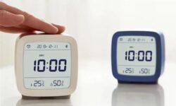 Смарт-будильник Xiaomi Qingping снабжён датчиками окружающей среды