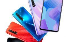 Смартфоны Huawei Nova 6 и Nova 6 5G получили «дырявый» экран с двойной селфи-камерой