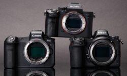 Sony обошла Canon и Nikon на рынке полнокадровых камер в Японии