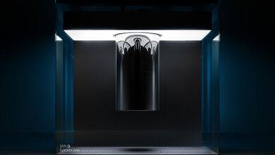 Фото Третий квантовый компьютер IBM Q System One будет установлен в Японии