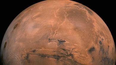 Фото Ученые NASA нашли идеальное место для высадки на Марсе