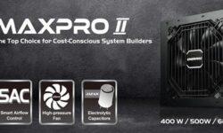 В серию блоков питания Enermax Maxpro II вошли четыре модели