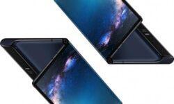 В Сети появилось видео гибкого телефона Huawei Mate X с поломанным экраном