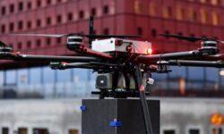В Швеции выполнена первая доставка еды по воздуху беспилотным дроном