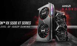 Великолепная восьмёрка: MSI выпустила видеокарты Radeon RX 5500 XT Gaming/Mech