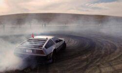Видео: в Стэнфорде модернизировали беспилотный DeLorean для идеального дрифта