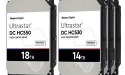 Western Digital является крупнейшим поставщиком жёстких дисков объёмом 14 Тбайт