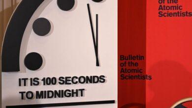 Photo of 100 секунд до конца света: ученые перевели стрелки Часов Судного Дня