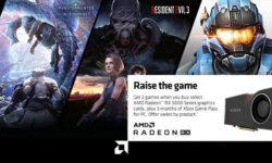 AMD подарит до трёх игр покупателям видеокарт Radeon RX 5000-й серии