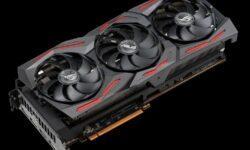 ASUS оснастила свои Radeon RX 5600 XT массивными системами охлаждения