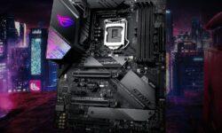 ASUS подготовила множество материнских плат на чипсетах Intel 400-й серии для Comet Lake-S