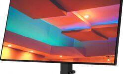CES 2020: Lenovo представила IPS-дисплеи ThinkVision P27h-20 и T24v-20