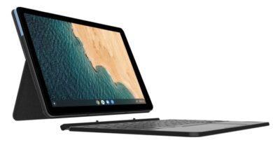 Фото CES 2020: ноутбук Lenovo IdeaPad Duet Chromebook получил отсоединяемую клавиатуру