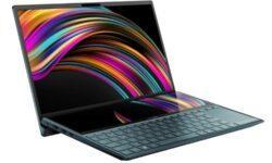 CES 2020: у 14″ ноутбука ASUS ZenBook Duo есть дополнительный 12,6″ экран