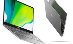 CES 2020: в серию Acer Swift 3 вошли ноутбуки на процессорах AMD и Intel
