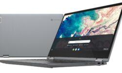 CES 2020: хромбук Lenovo IdeaPad Flex 5 оснащён 13,3″ сенсорным дисплеем