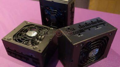Фото Cooler Master представила 850-Вт блок питания типоразмера SFX
