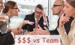 Деньги vs Команда. Не очевидные аспекты отношений предпринимателей, фаундеров и инвесторов