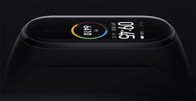 Фото Фитнес-браслет Xiaomi Mi Band 5 получит 1,2″ дисплей и модуль NFC