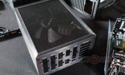 Флагманский блок питания be quiet! Dark Power Pro 12 имеет специальный режим для разгона