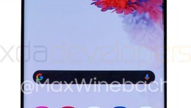 Фото Флагманский смартфон Samsung Galaxy S20+ красуется на «живых» фотографиях