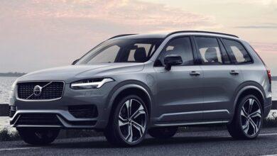 Фото Флагманский внедорожник Volvo XC90 станет электрокаром в 2022 году