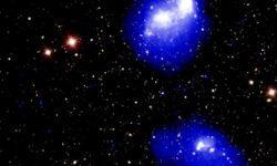 Фото дня: формирование одной из самых массивных структур во Вселенной