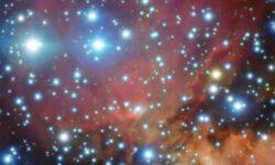 Фото дня: рождение звёзд в Млечном пути