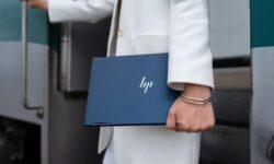 HP Elite Dragonfly — уникальный ноутбук-трансформер с 5G и встроенным маячком