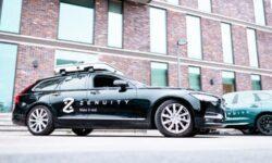 HPE поможет Zenuity в разработке передовых систем беспилотного вождения
