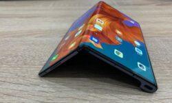 Huawei ежемесячно продаёт 100 000 смартфонов с гибким дисплеем Mate X