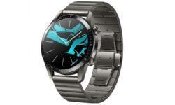 HUAWEI представила в России премиальные версии смарт-часов Watch GT 2