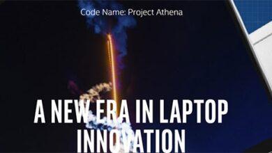 Фото Intel представила ролик, посвящённый новациям Project Athena для ноутбуков на CES