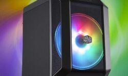 Корпус Cooler Master MasterCase H100 ARGB позволит создать небольшой игровой ПК