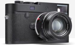 Leica M10 Monochrom: камера за $8300 для чёрно-белой фотографии
