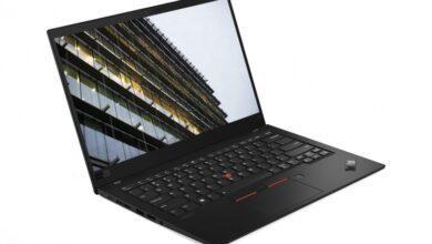 Фото Lenovo обновила ноутбуки ThinkPad X1 Carbon и X1 Yoga в преддверии CES 2020