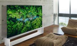 LG покажет на CES 2020 восемь новых моделей 8K-телевизоров