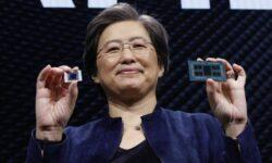 Лиза Су подтвердила подготовку «большого Navi», который должен быть не хуже старших Turing