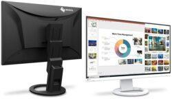Монитор EIZO FlexScan EV2760 рассчитан на офисное использование