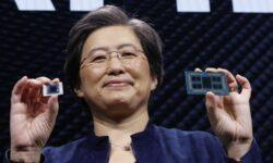 Монолитный кристалл AMD Renoir позволил снизить энергопотребление