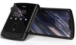 Motorola работает над 5G-версией складного смартфона razr