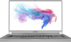 MSI Creator 17 — первый в мире ноутбук с экраном Mini-LED
