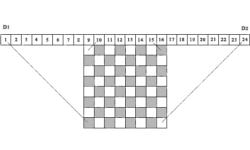 n-Queens Completion Problem — линейный алгоритм решения