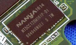 Nanya до конца года выпустит микросхемы оперативной памяти 10-нм класса